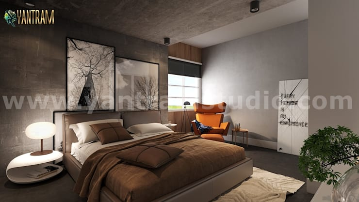 Impressive Residential Interior Design For Home By 3d