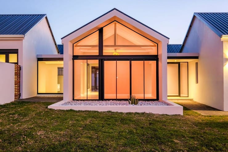 Passive house by Building Project X (Pty) Ltd., Modern