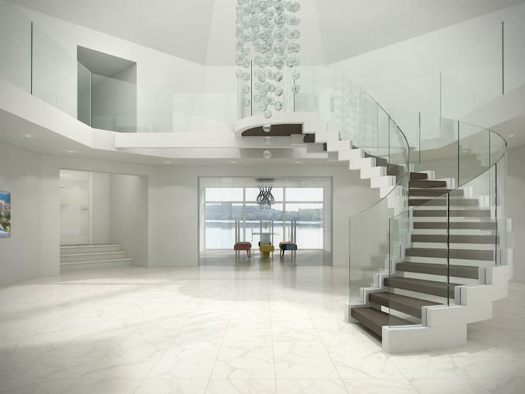 Oleh Siller Treppen/Stairs/Scale Modern