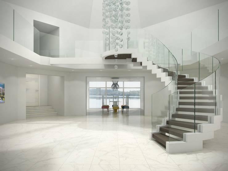 Escaleras de estilo  de Siller Treppen/Stairs/Scale,