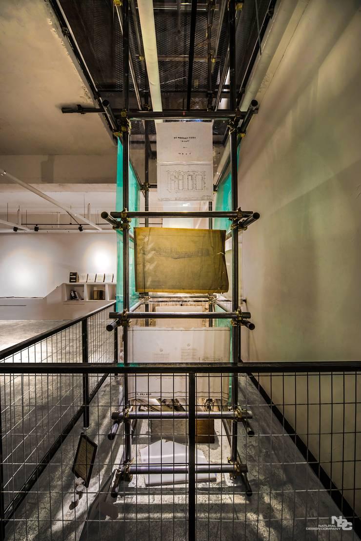 복합문화공간 - 누에박물관: 내츄럴디자인컴퍼니의  박물관,