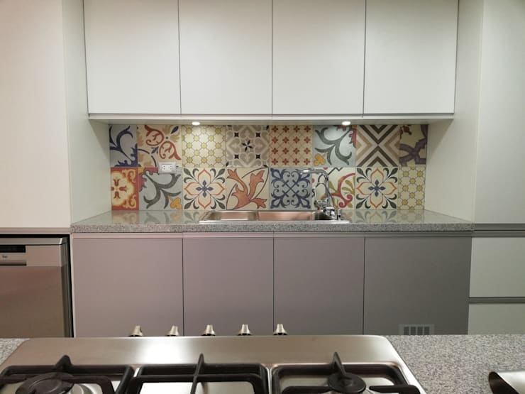 Remodelación de Cocina de Alicia Ibáñez Interior Design