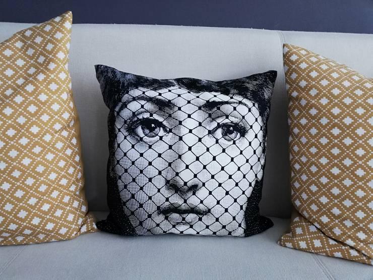 Decoración: Salas/Recibidores de estilo  por Alicia Ibáñez Interior Design