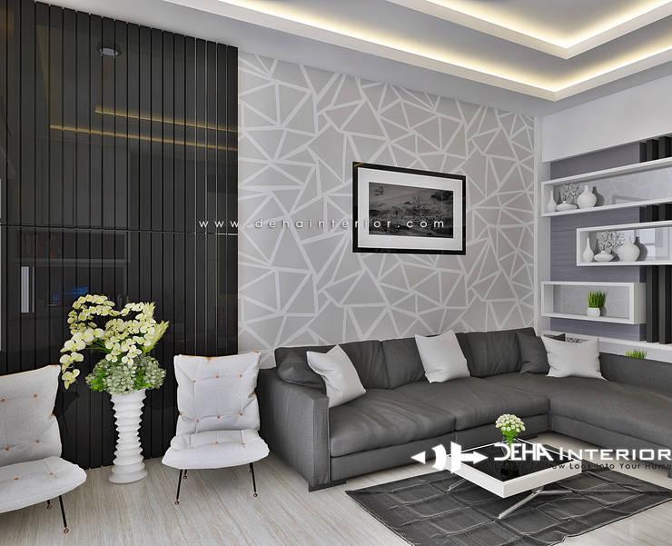 Livings de estilo  por deha interior pekanbaru, Moderno