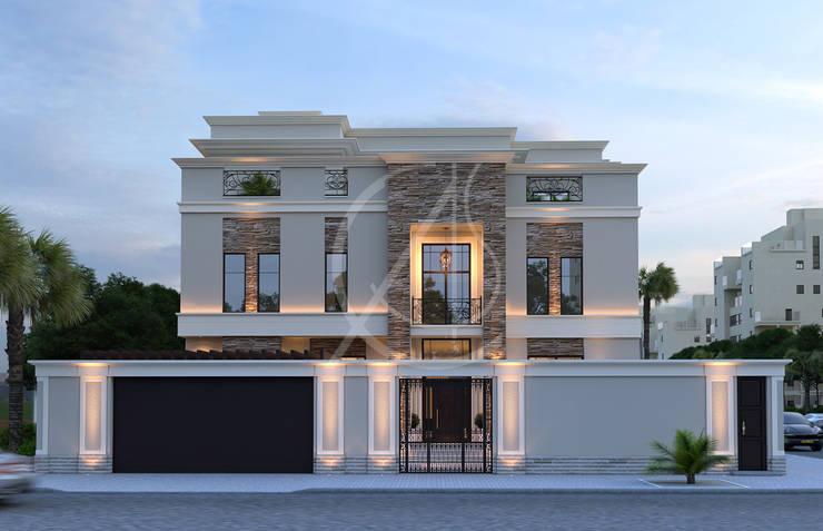 Modern Classic House Design من تنفيذ Comelite Architecture
