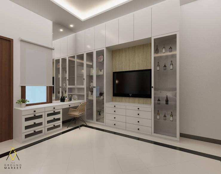 Master Bedroom: Kamar Tidur oleh The Ground Market,
