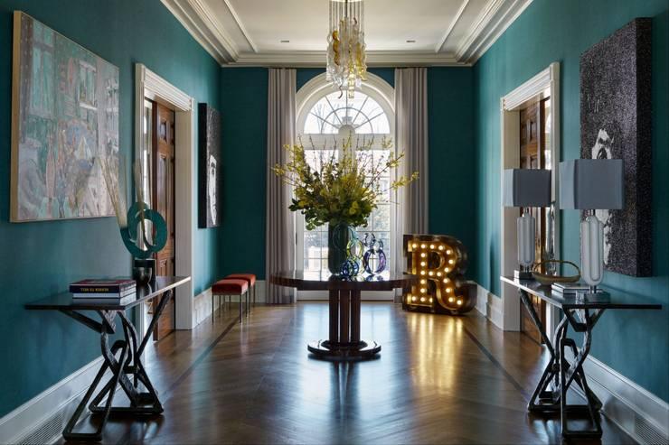 Corridor & hallway by DelightFULL, Industrial Copper/Bronze/Brass