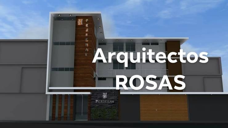 HOTEL PRADERAS: Anexos de estilo  por Crearq-Arquitecto C.ROSAS,