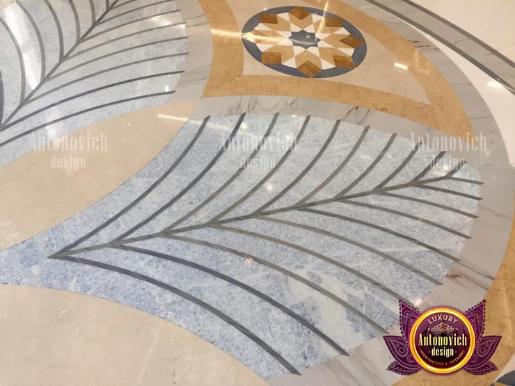 Top Beautiful Marble Designs for Interior:   by Luxury Antonovich Design