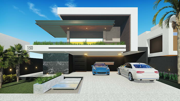 Residential Architectural Design - House:  oleh Atelier Afrizal,