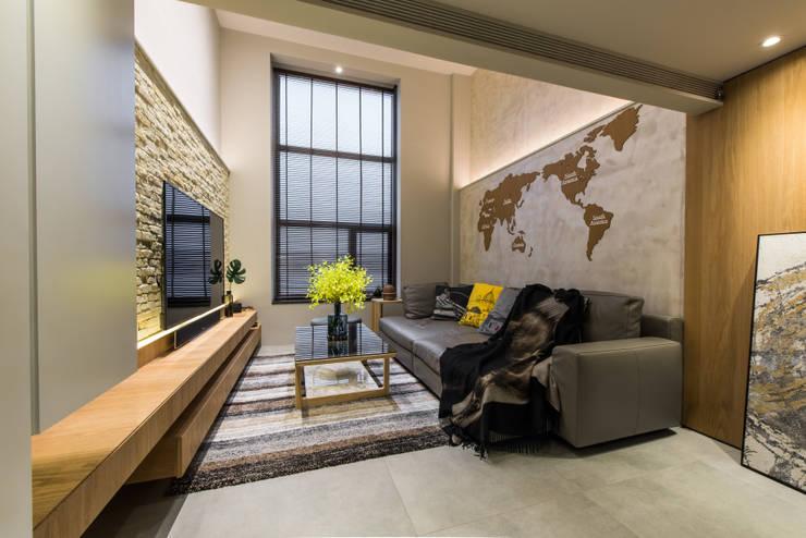 Living room by 竹村空間 Zhucun Design, Modern
