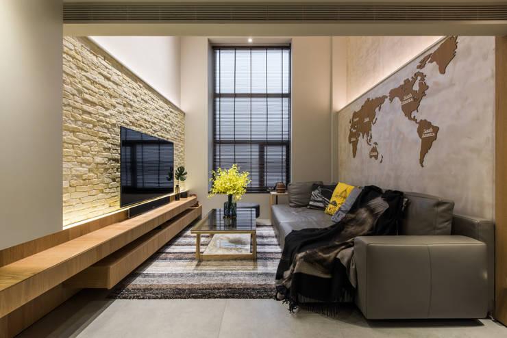 Walls by 竹村空間 Zhucun Design, Modern