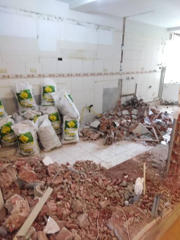 Época de demolición:  de estilo  por Arqmania