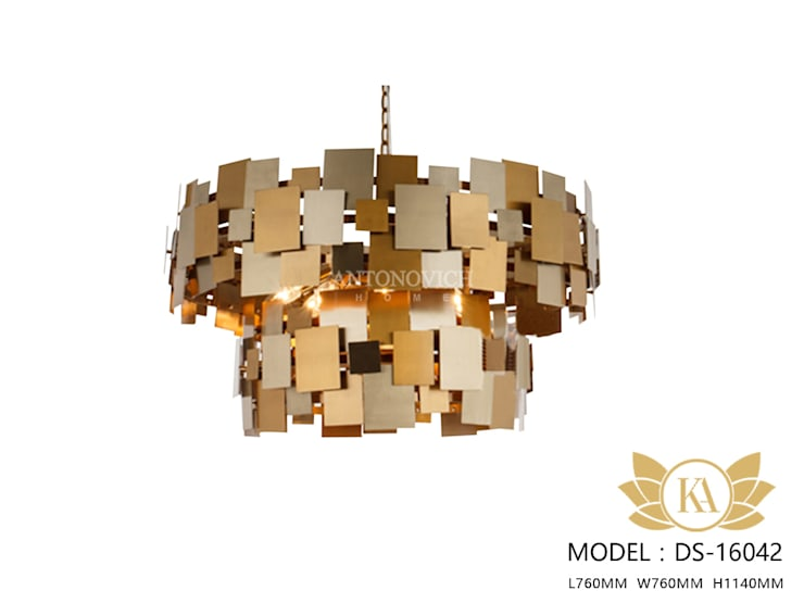 Outstanding Creative Lighting in Interior:   by Luxury Antonovich Design,