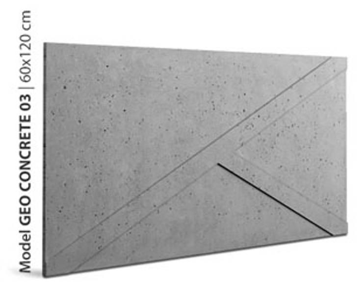 в . Автор – Loft Design System Deutschland - Wandpaneele aus Bayern, Лофт Бетон