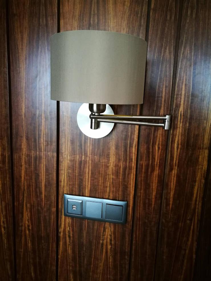 candeeiros - depois :   por 7eva design  - Arquitectura e Interiores