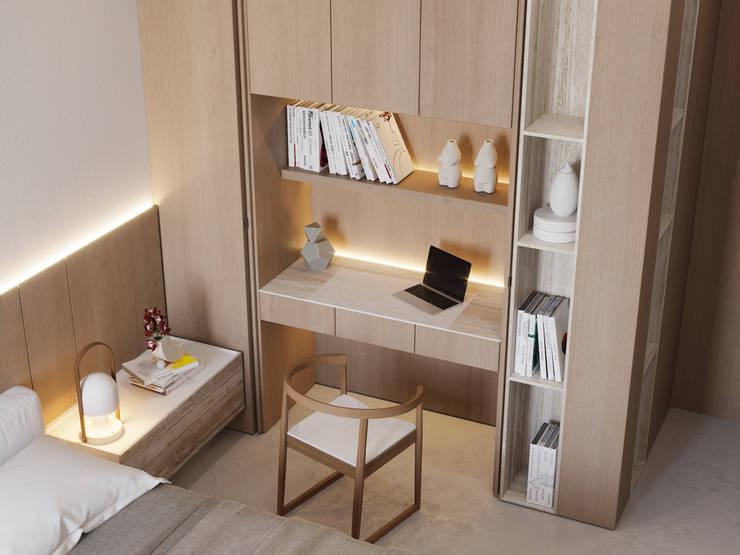 Study/office by Suiten7