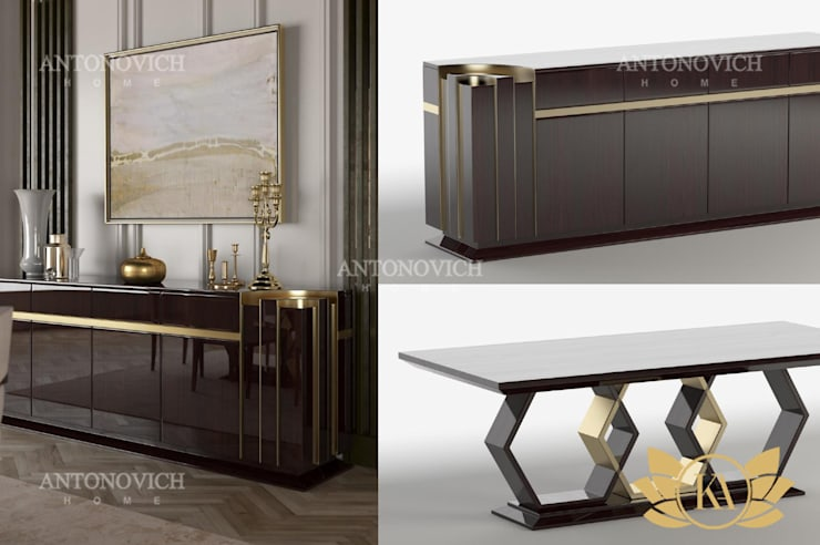 Unique Top Furniture Designs for Your Home:   by Luxury Antonovich Design,