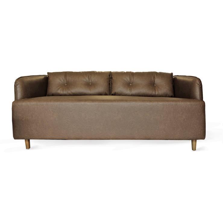 Day Sofa: Living room oleh viku,