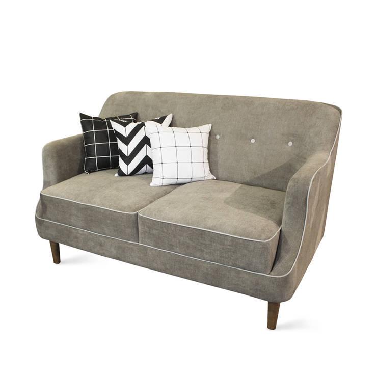 narve sofa 2 seater Area : Living room oleh viku,