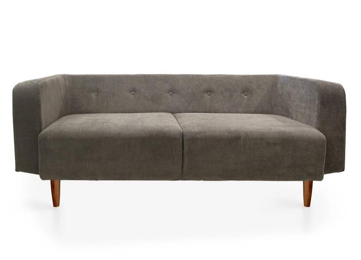 VHALTER SOFA: Living room oleh viku,