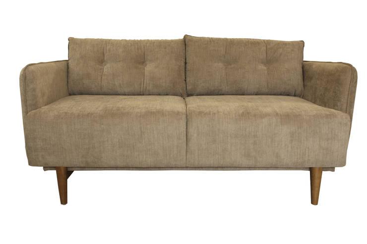 DOUGLAS SOFA: Living room oleh viku,