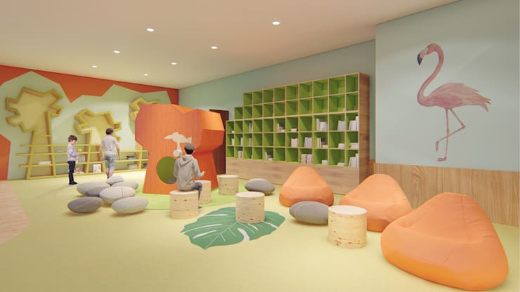 Hotels by Stoerrr - Kids Concepts, Eclectic