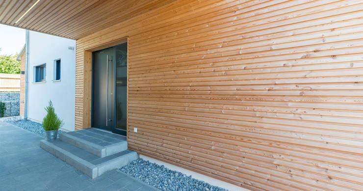 บ้านเดี่ยว โดย Bau-Fritz GmbH & Co. KG, โมเดิร์น
