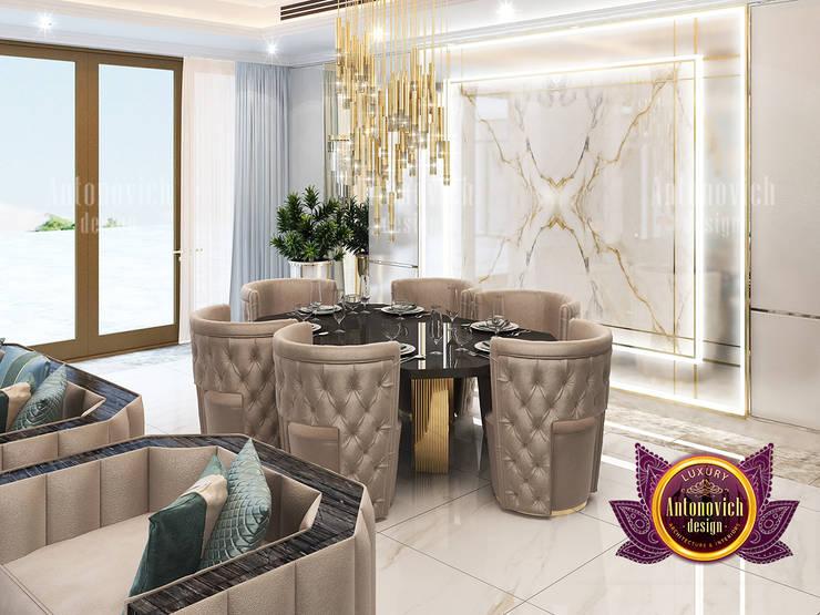 Amazing Interior Design Services in UAE:   by Luxury Antonovich Design,