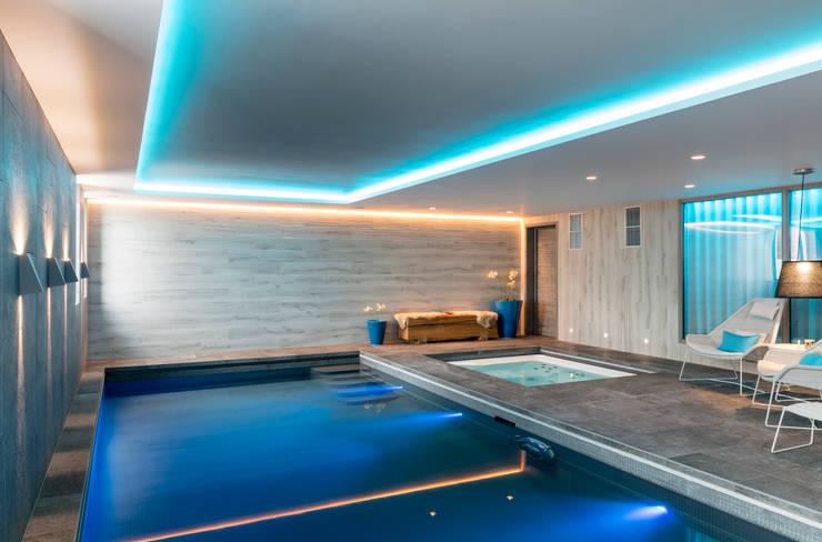 Spa by WN Interiors, Modern