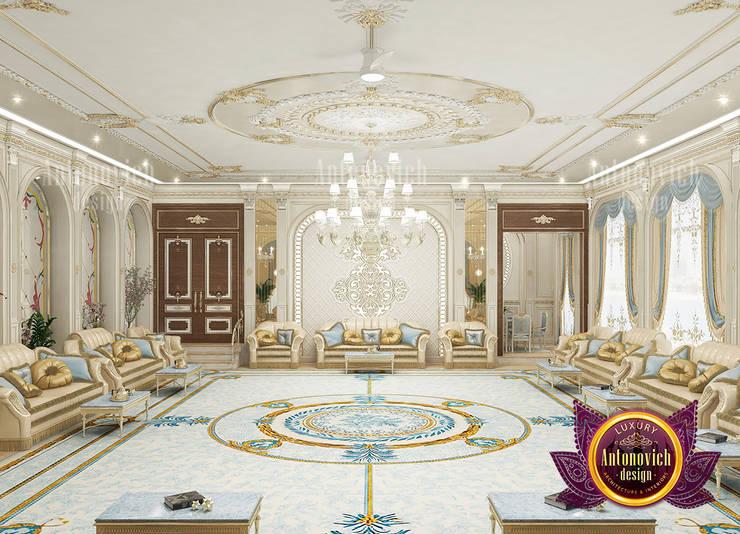 Rich Classical Majlis Design Secrets:   by Luxury Antonovich Design,