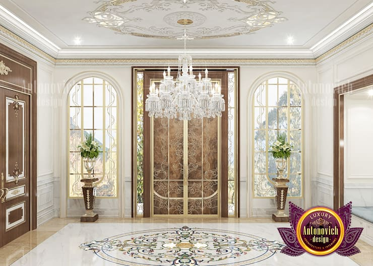 Huge Types of Decor Elements for Interior:   by Luxury Antonovich Design,
