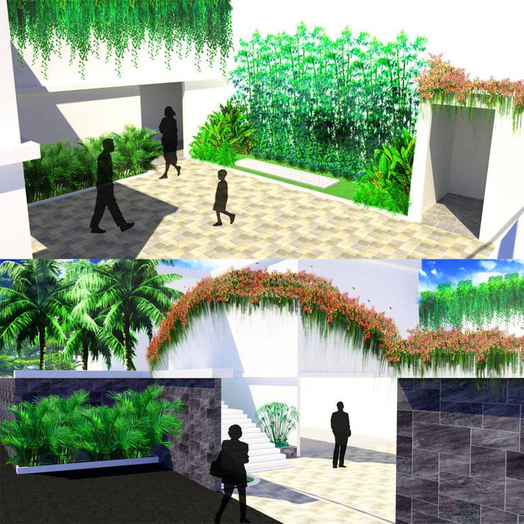 Home Landscaping:  oleh Reza Fauzi,
