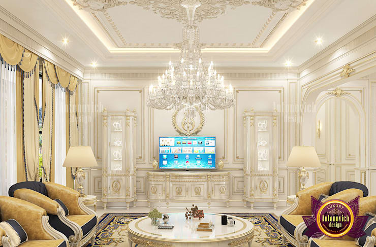 10 Beautiful Tips To transform Your Home:   by Luxury Antonovich Design