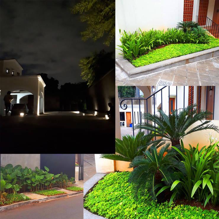 Garden & Lighting: Halaman depan oleh Reza Fauzi,