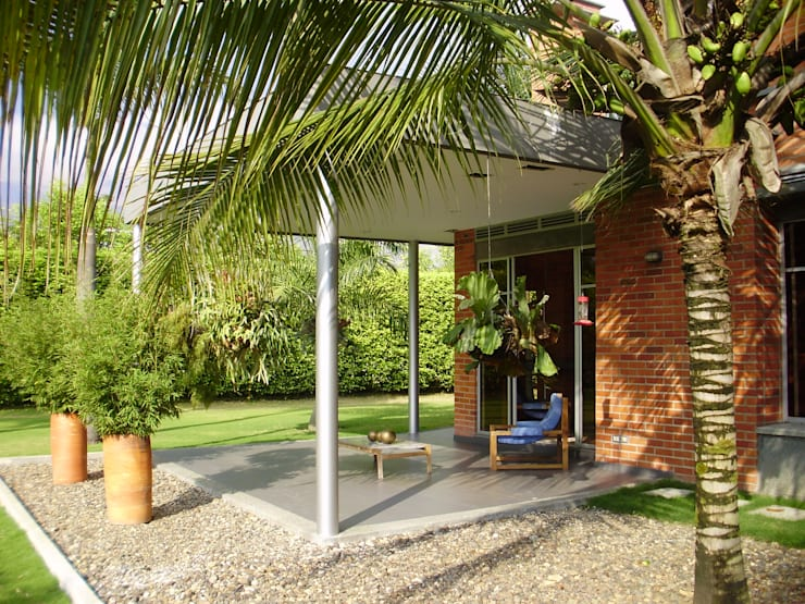 de DESIGNIO Arquitectura + Objetos Tropical Ladrillos