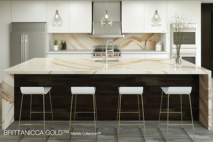 Cambria Gold - Marble Collection:   by Dương Hiếu JSC