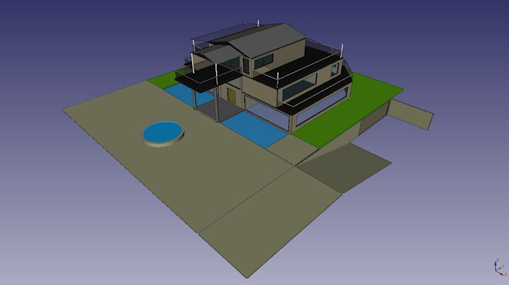 CAD Design:   by Apex Zone (Pty) Ltd,