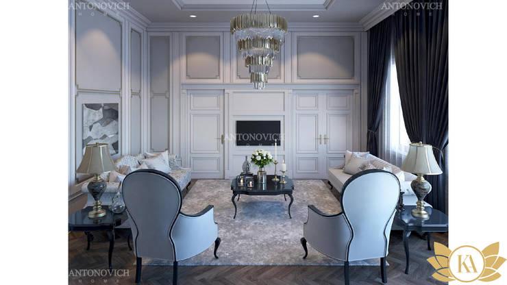 Top Female Furniture Designer:   by Luxury Antonovich Design,
