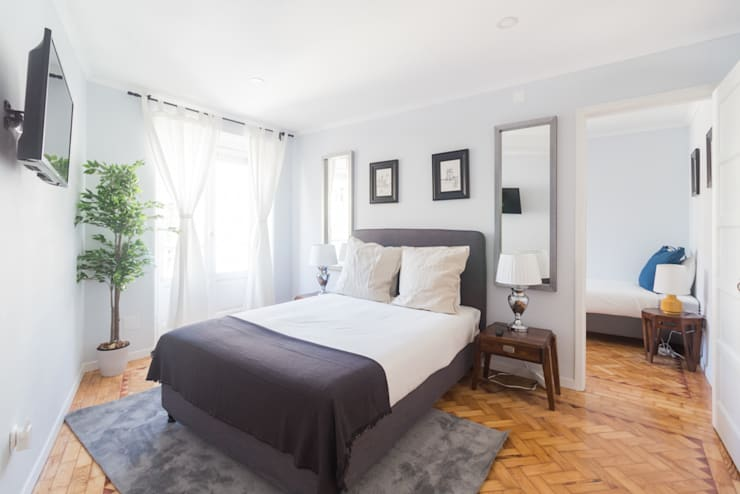 Bedroom by HOUSE PHOTO, Modern