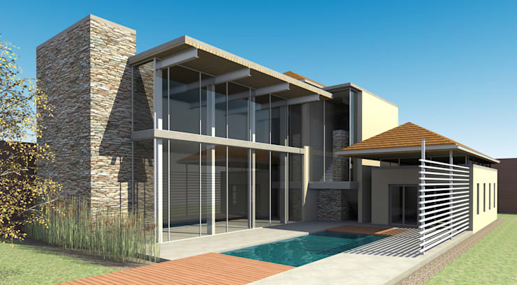 On the Drawing Board and On Site:   by Space Factory Architecture (Pty) Ltd