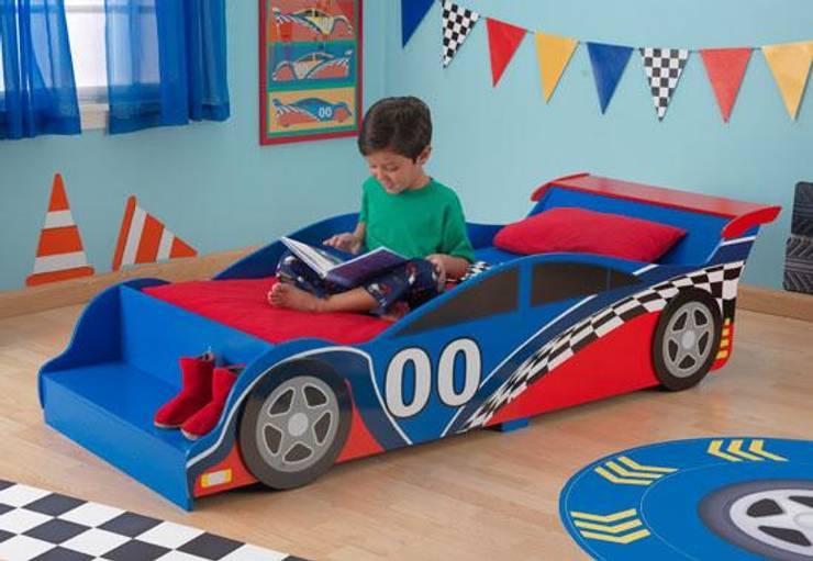 camas para dormitorio de niños de Deconenes Perú