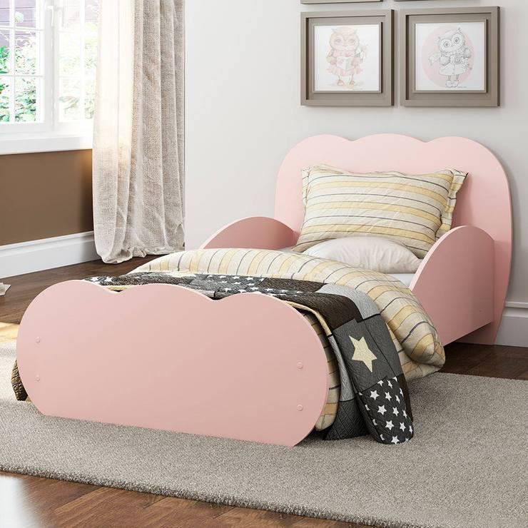 cama para dormitorio de niñas de Deconenes Perú