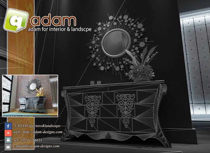 altra modern :   تنفيذ ADAMfor interior&landscpe