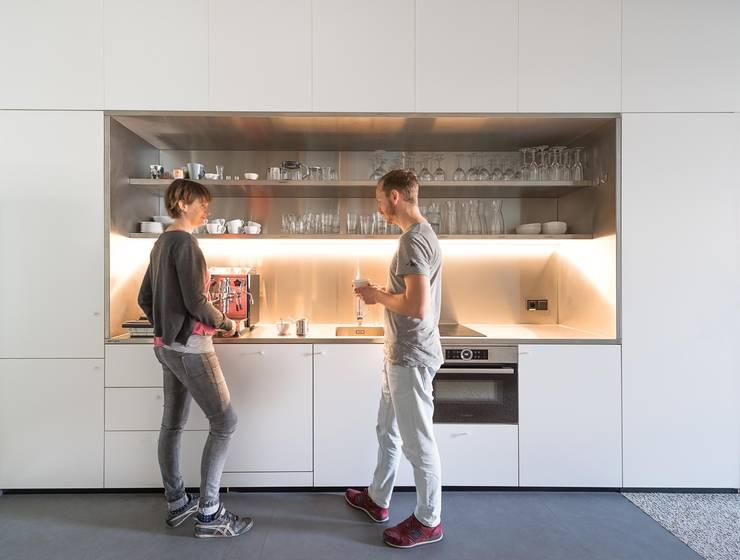 Kitchen units by Franz&Sue,