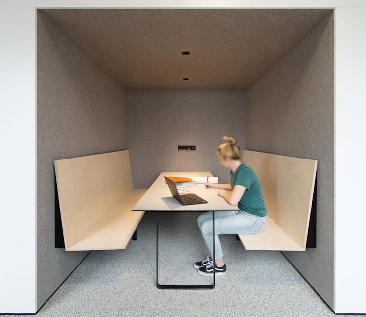Study/office by Franz&Sue,