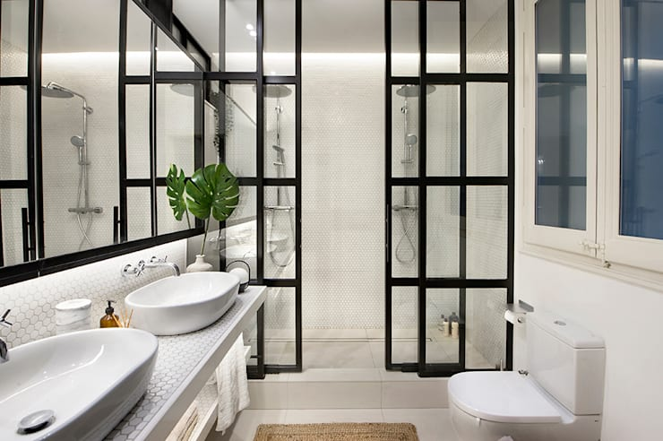 Bathroom by Egue y Seta,