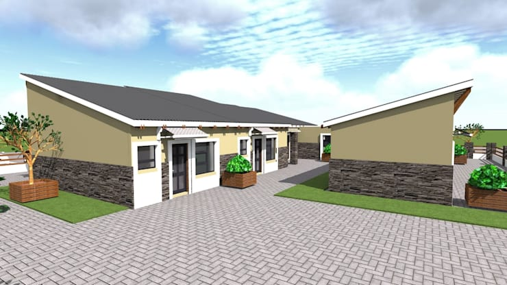Architectural Design:   by MGW Construction,