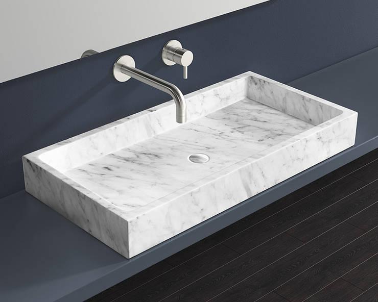 modern  by Badeloft GmbH - Hersteller von Badewannen und Waschbecken in Berlin, Modern Marble
