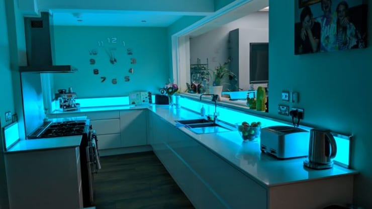 modern  by LiteTile Ltd, Modern Glass